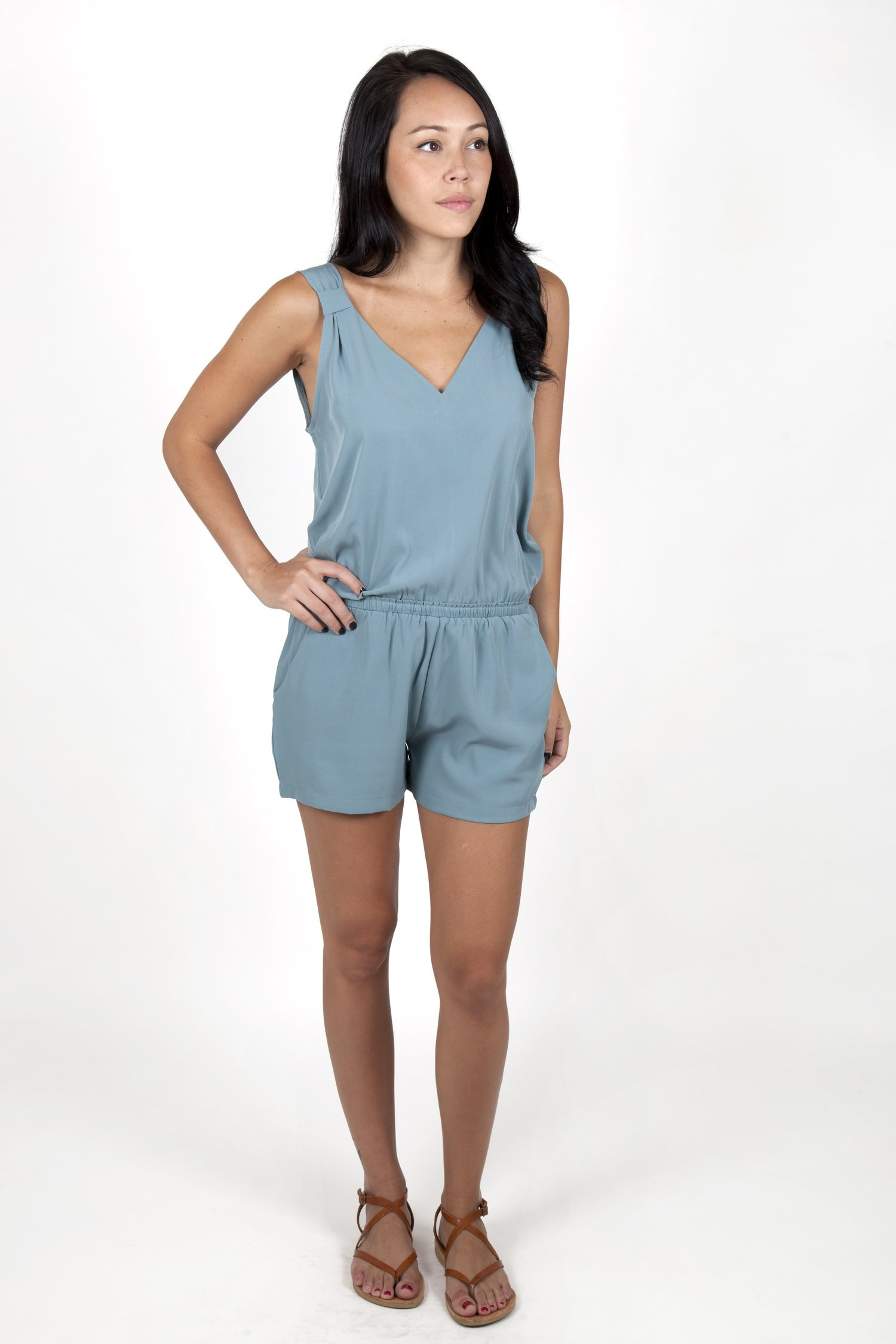 light green playsuit for women fashion capsule by juliette