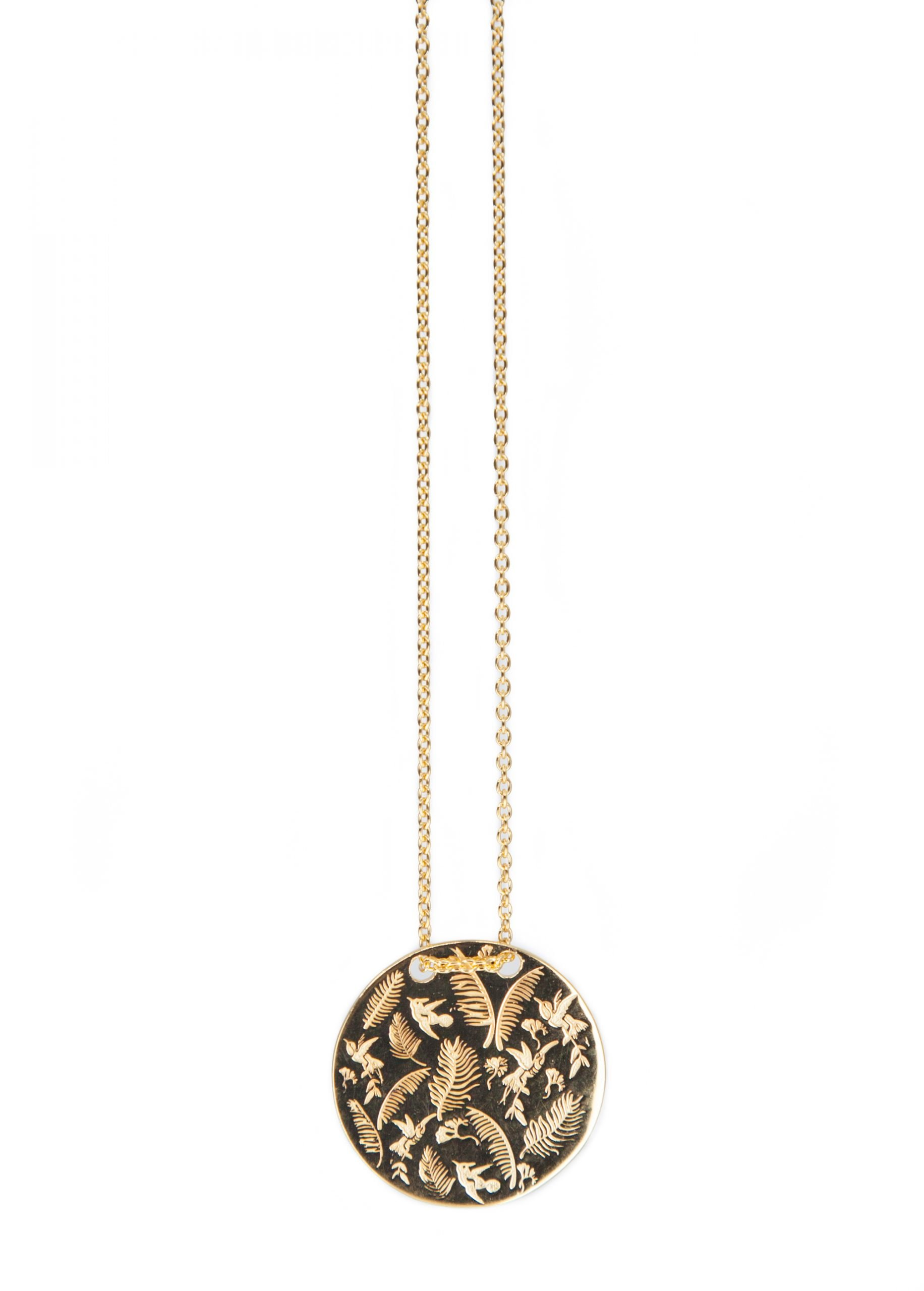necklace for women with birds fashion jewelry capsule by juliette