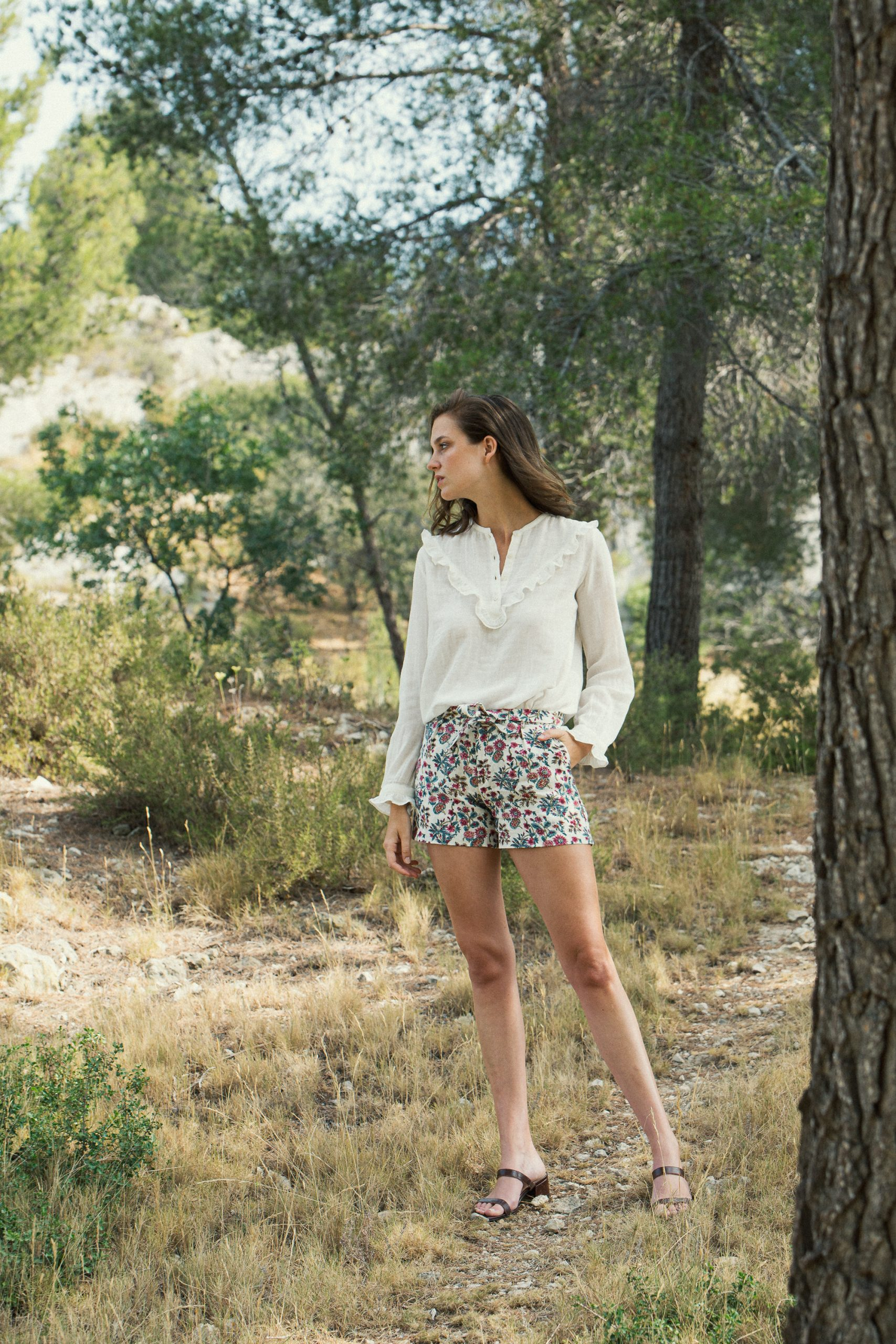 off white top for women fashion capsule by juliette